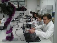 8а в биологической лаборатории